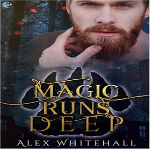 Alex Whitehall - Magic Runs Deep Square