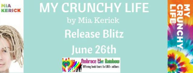 Mia Kerick - My Crunchy Life RB Banner