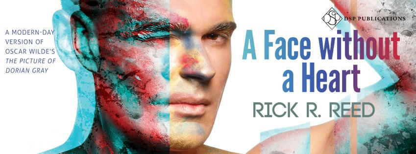 Rick R. Reed - A Face Without A Heart Banner