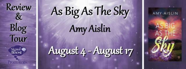 Amy Aislin - As Big As The Sky  RTBanner