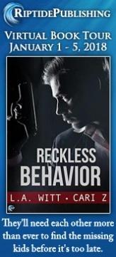 L.A. Witt & Cari Z. - Reckless Behavior Badge