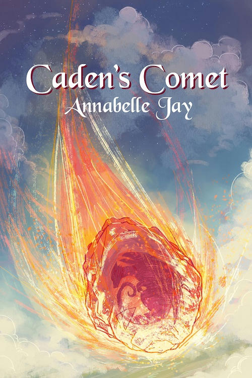 Annabelle Jay - Caden's Comet Cover