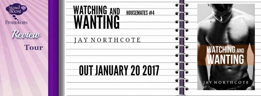 Jay Northcote - Watching and Wanting BT Banner