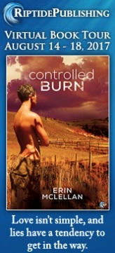 Erin McLellan - Controlled Burn TourBadge