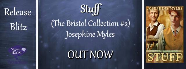 Josephine Myles - Stuff RB Banner