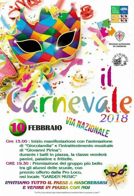 carnevale lurese