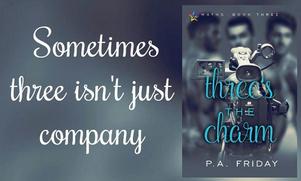 P.A. Friday - Three's the Charm Graphic