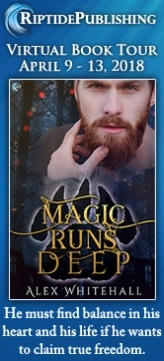 Alex Whitehall - Magic Runs Deep TourBadge