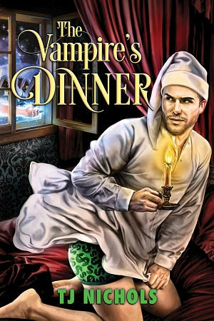 T.J. Nichols - The Vampire's Dinner Cover