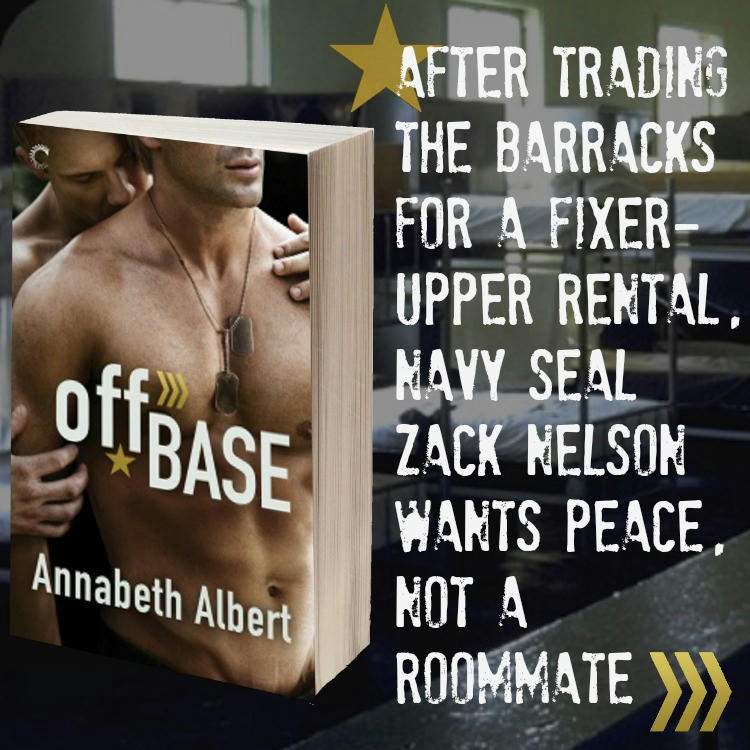 Annabeth Albert - Off Base Teaser