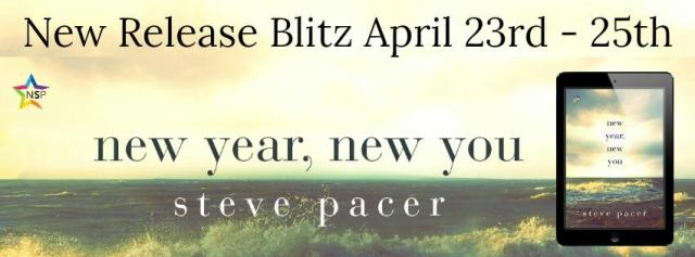 Steve Pacer - New Year, New You RB Banner