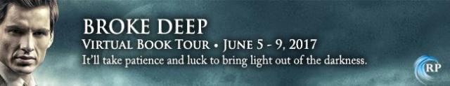 Charlie Cochrane - Broke Deep Tour Banner