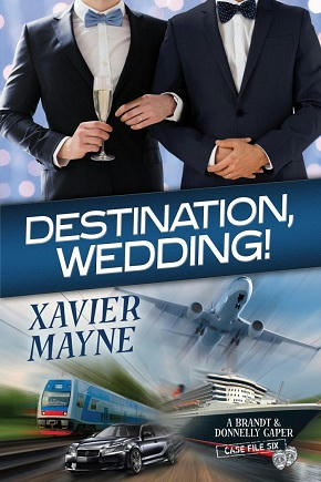 Xavier Mayne - Destination, Wedding Cover