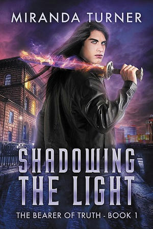 Miranda Turner - Shadowing The Light Cover s