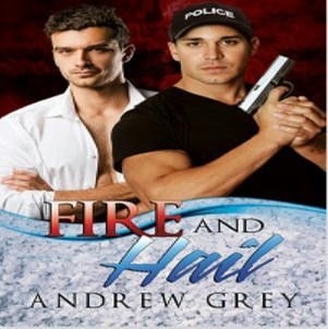 Andrew Grey - Fire and Hail Square
