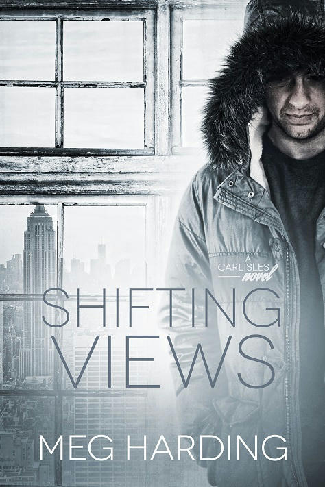 Meg Harding - Shifting Views Cover