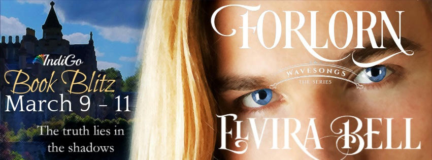 Elvira Bell - Forlorn Blitz Banner