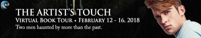 E.J. Russell - The Artists Touch TourBanner