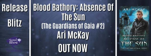 Ari McKay - Blood Bathory Absence of the Sun RBBanner