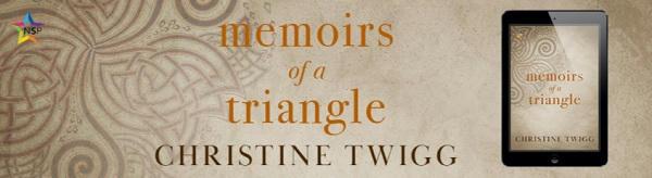 Christine Twigg - Memoirs of a Triangle NineStar Banner