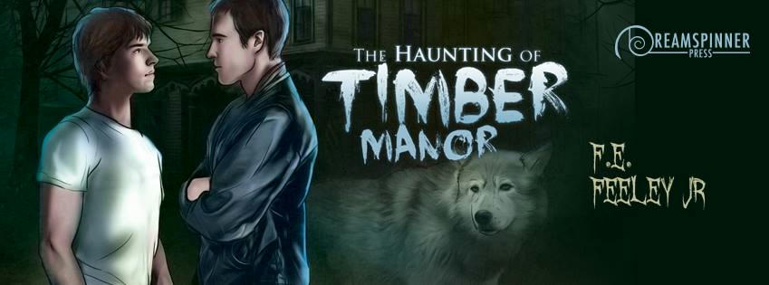 F.E. Feeley Jr - The Haunting of Timber Manor Banner