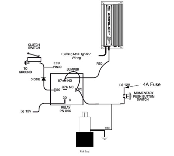 Msd Rpm Switch Wiring Diagram Line Lock And 2 Step Using Cruise Control Buttons Ford