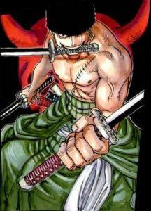 zoro, samurai, espadas, espadas antiguas