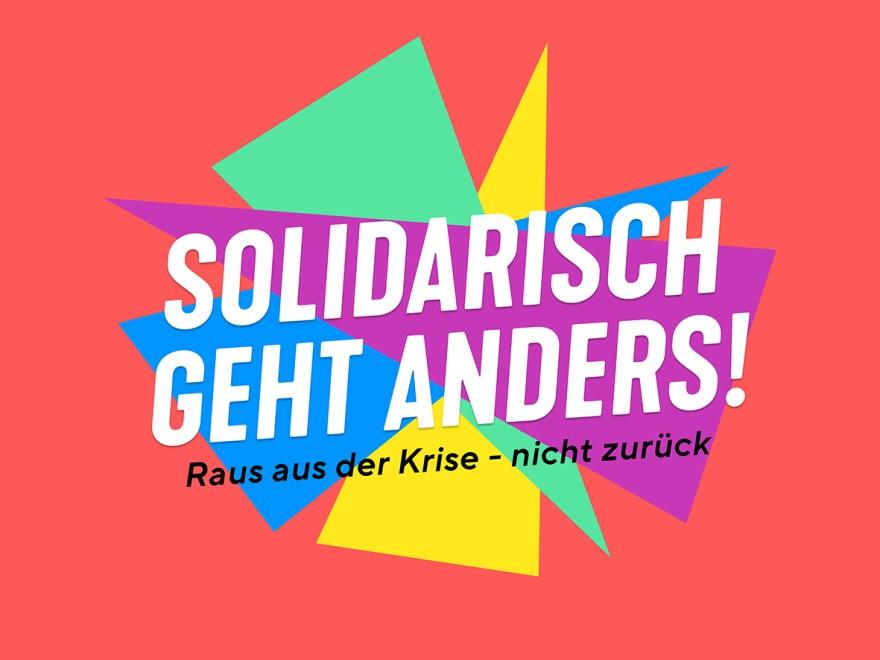 SolidarischGehtAnders