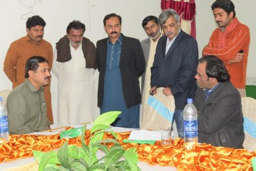 """Training Session For Journalists in Muzaffargarh on """"News Quality and News Value"""""""