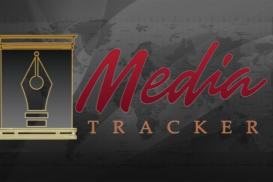 Media Tracker | 1st April 2019