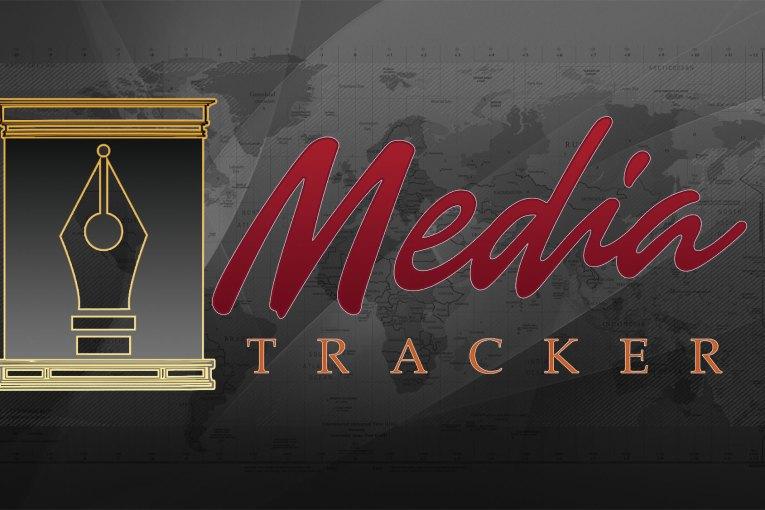 Media Tracker   1st April 2019