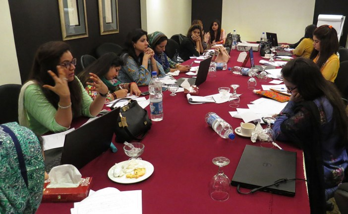 """Training workshop on """"Bridging the Information Gap: Investigative Reporting with Public Records"""" 