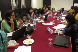 """Training workshop on """"Bridging the Information Gap: Investigative Reporting with Public Records""""   Day 3"""