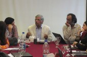 Media Foundation 360 holds a forum on RTI with officials and female journalist