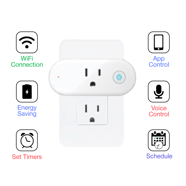Wi-fi Enabled Smart Plug by HyperPorts a step towards Home