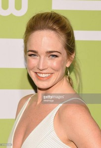 "Caity Lotz de ""Legends of Tomorrow"""