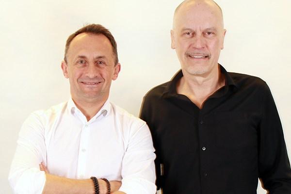 Fabrice Maquignon & Dirk Debraekeleer