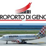 L'aeroporto di Genova arricchisce i suoi collegamenti grazie a Volotea