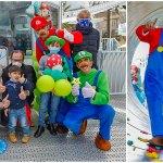 La bacchetta magica di Make-A-Wish realizza a Genova i sogni dei piccoli pazienti del Gaslini