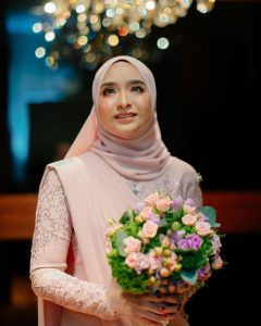 GAMBAR Sekitar Majlis Pertunangan Anak Ziela Jalil