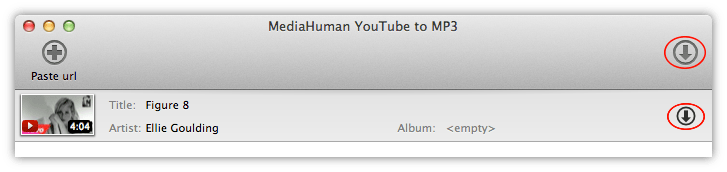 How to download YouTube music to iTunes using MediaHuman