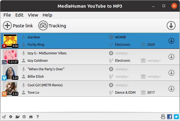 Free YouTube to MP3 Converter  download music and take it