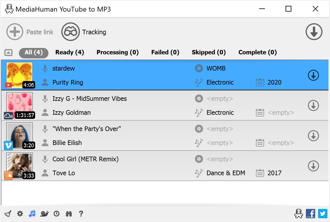 YouTube to MP3 Converter gratuito  il modo pi semplice