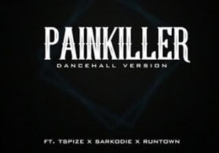 Pain Killer Lyrics by Sarkodie ft. Runtown