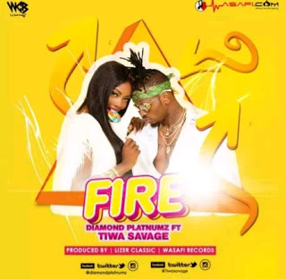 Diamond Platnumz ft. Tiwa Savage – Fire