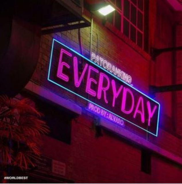 "Patoranking – ""Everyday"""