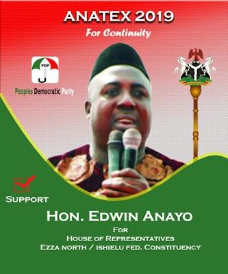 Campaign: Greatzone - Anatex 2019 Ft Hon. Edwin Anayo Nwonu