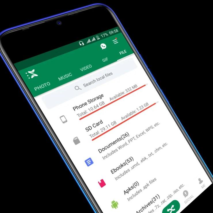 How To Free Phone Storage