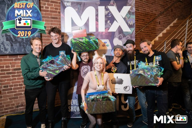 Best of The MIX GDC Week 2019
