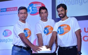 IDBI Federal Life Insurance YoungChamps Campaign